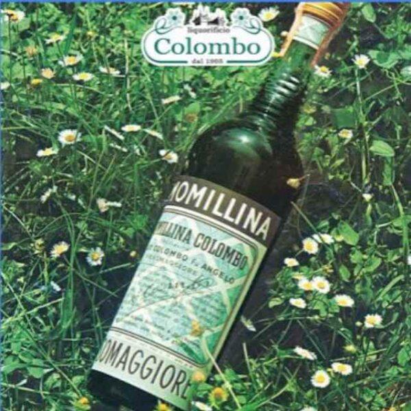 Amaro Camomillina