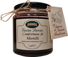 11 Confettura di mirtilli Cascina Barosca