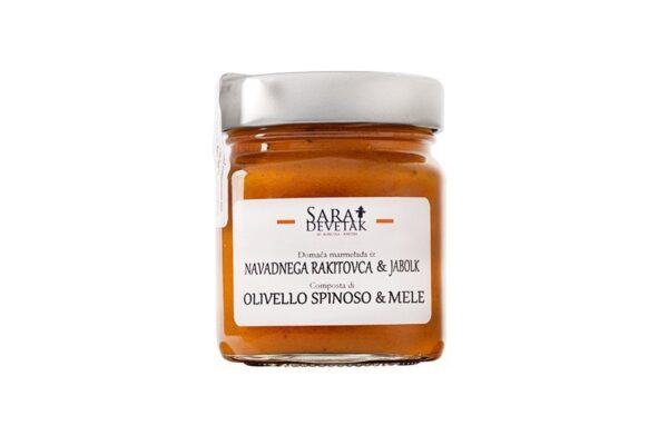Composta Olivelo spinoso e Mele