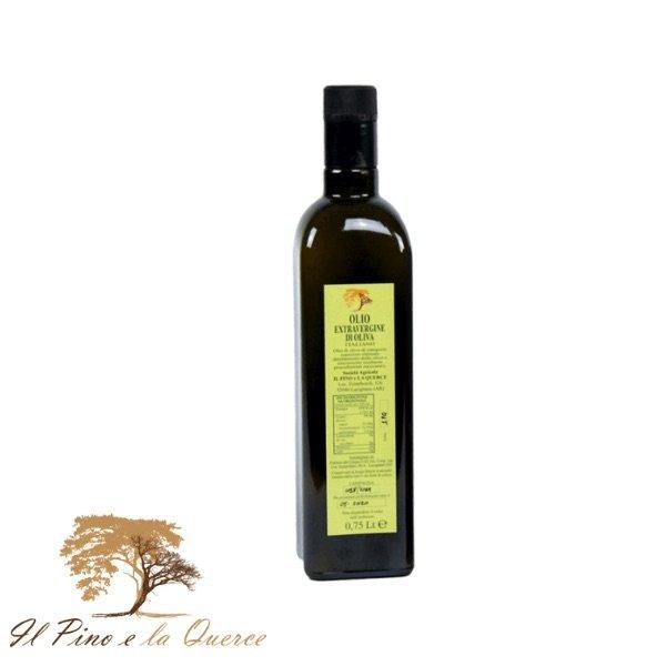 Olio extra vergine di oliva bottiglia