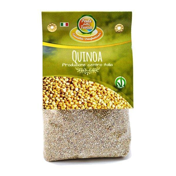 Granella di Quinoa Bianca