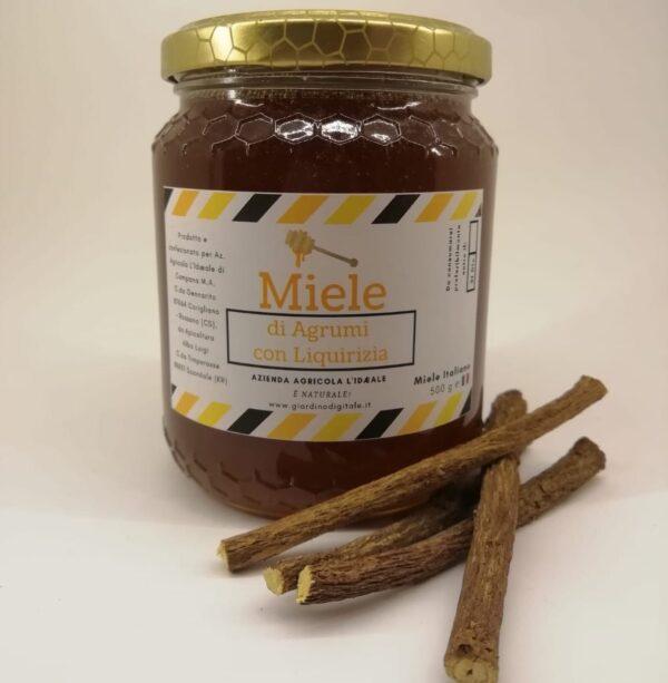 11 miele agrumi liquirizia