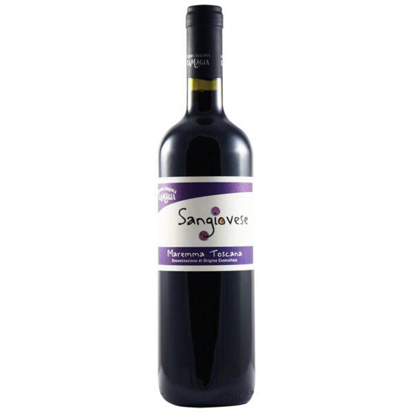 18 Sangiovese vino