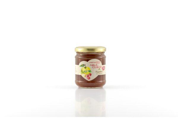 confettura mela ciliegia franchetti