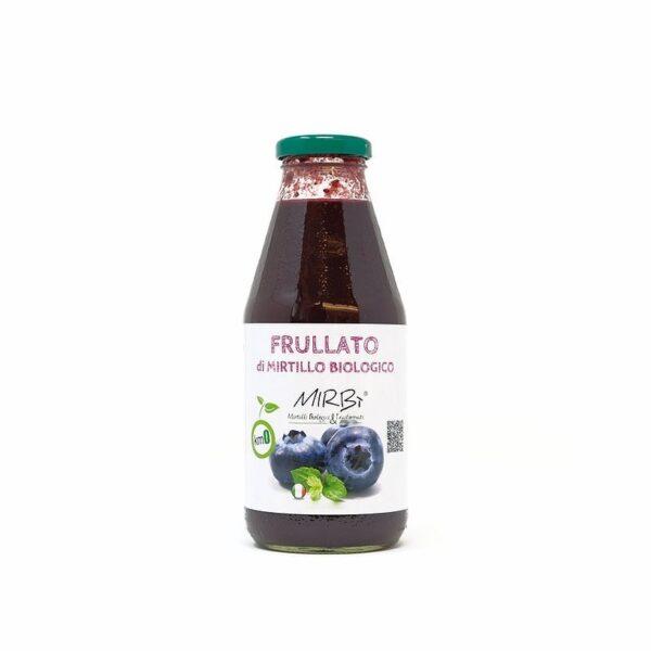 1 frullato mirtillo biologico