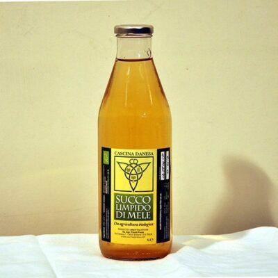 Succo Mela Biologico
