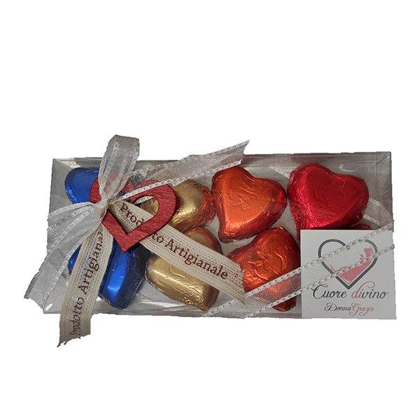 Cuore DiVino Cioccolatini Artigianali