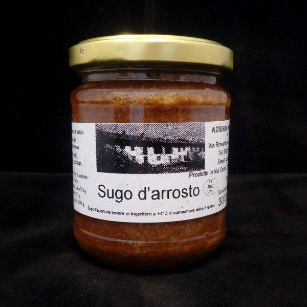 Sugo Arrosto Piemontese