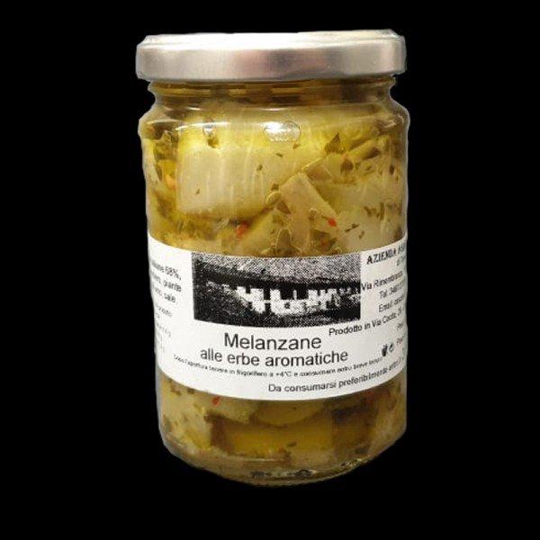 Melanzane Erbe Aromatiche