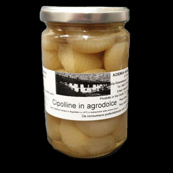 Cipolline Agrodolce Artigianali