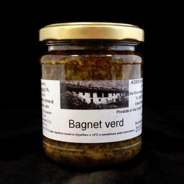 Bagnet Verd Piemontese