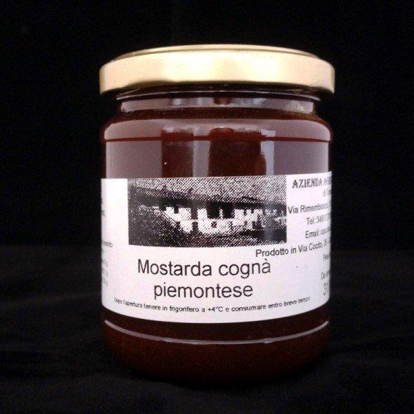 Mostarda Cognà Piemontese