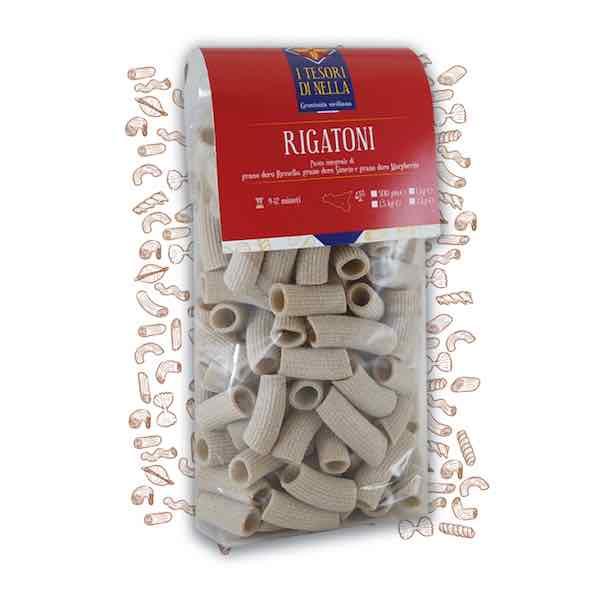 Pasta Integrale Rigatoni