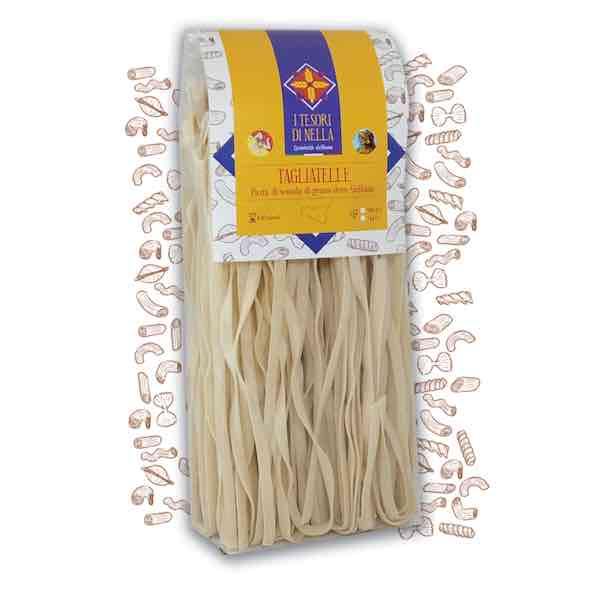 Pasta di Semola Tagliatelle